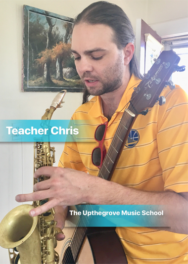 Teacher Chris Knight